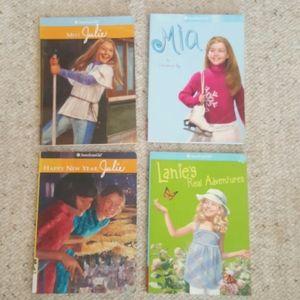 American Girl Book Bundle